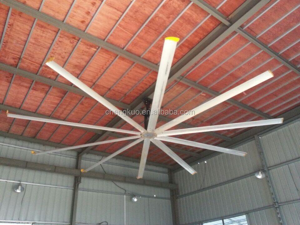 Gran Oferta de Refrigeración Ventilador de Techo para La Industria/Almacén/Distribuidor Centro