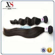 Factory price no white hair natural body wave 100 human peruvian virgin hair