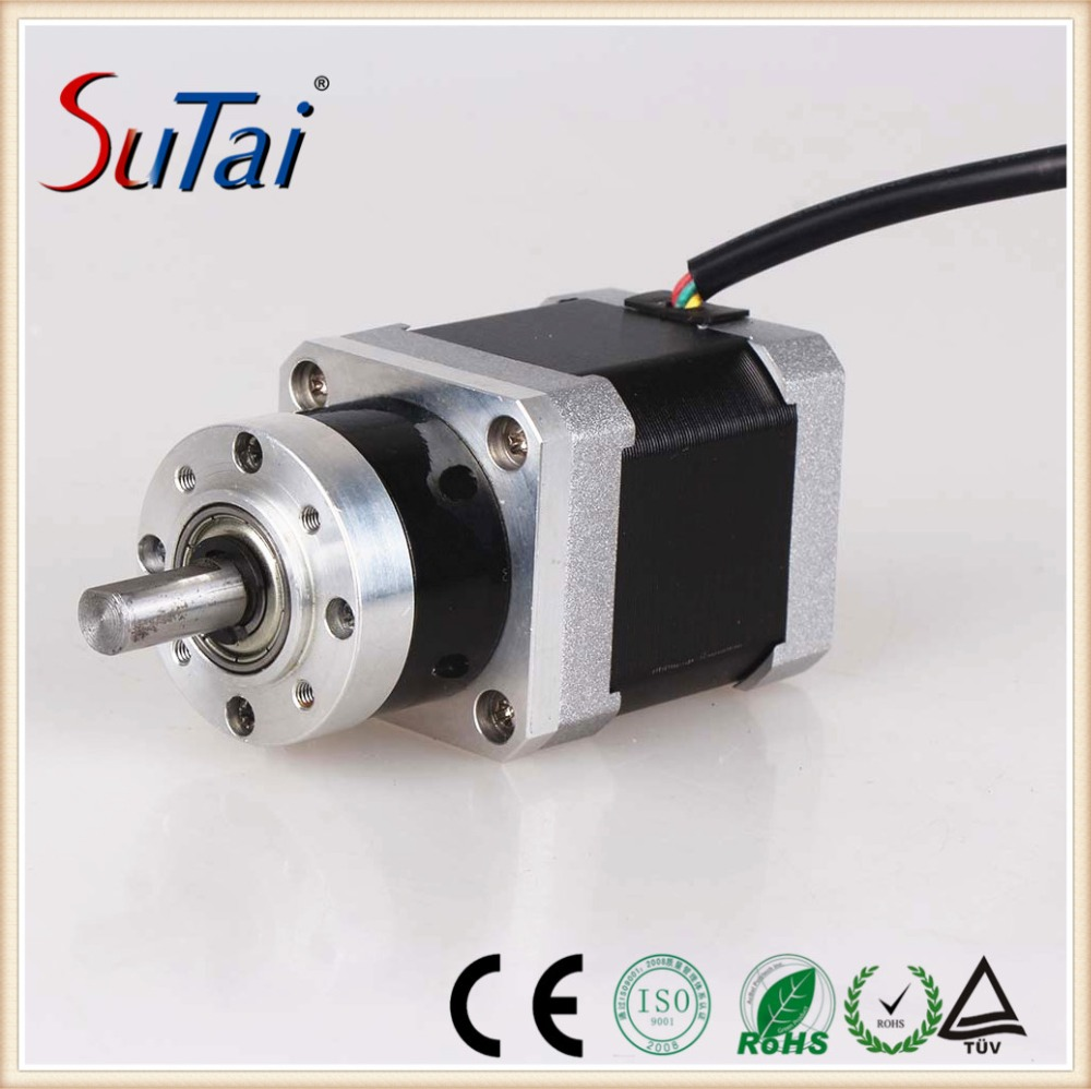 Nema17 b stepper motor gearbox planetary reducer gearhead for Stepper motor gear box