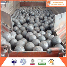 high hardness 90mm grinding steel ball