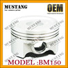 Factory export Piston Bajaj BM150 spare parts for motorcycles