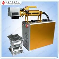 Professional 10w/20w/30w Fiber Laser Engraving Machine For Guns