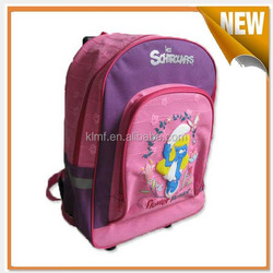 Best selling cartoon travel luggage bag