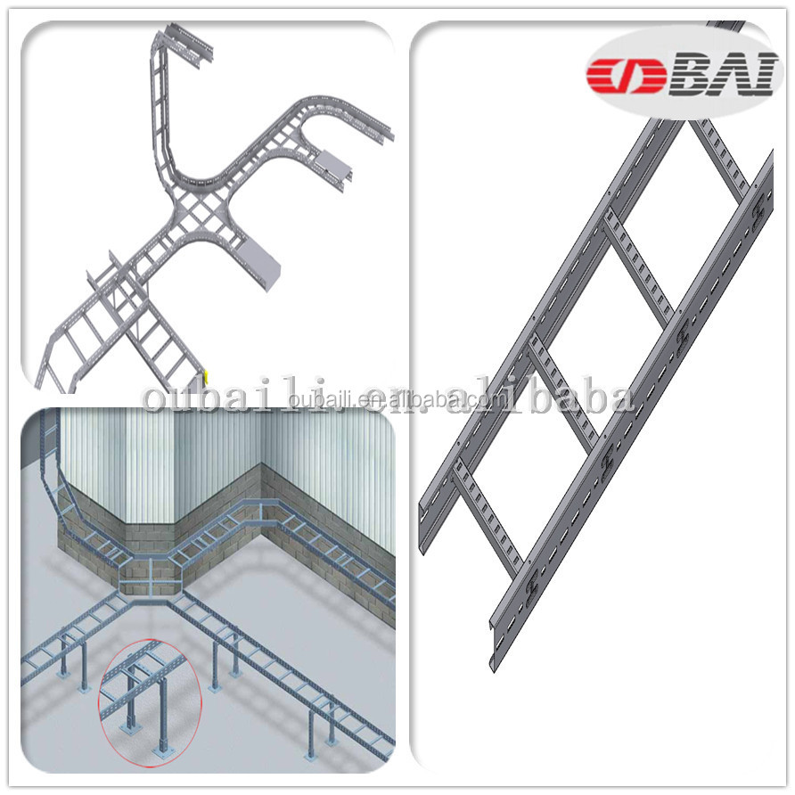 Cable Ladder vs Cable Tray Ladder Nema 20b Cable Tray