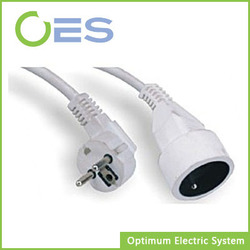 Factory Price CE Approved German Style 2Pin AC Power Cable, Power Supply Wire