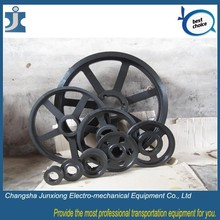 Superior quality pulley bulk material quality v pulley, promotions shafts and pulley