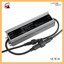 150W Waterproof constant voltage LED driver, LED switching power supply(12V/24V/36V/48VDC)