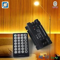 new products in electronics 5 Zones Wireless acs led dimmers 230v for led strip