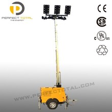 TOP BRIGHT LED DIESEL LIGHT TOWER FROM PERFECT TOTAL FACTORY