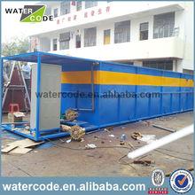 maquinaria compacta <span class=keywords><strong>de</strong></span> mbr para aguas residuales