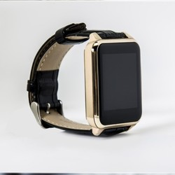 Smart Watch F2 Waterproof Sync Call SMS Facebook Pedometer Sleep Monitor Camera MP3 MP4 Player Anti lost For IPhone Android
