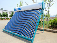 China Solar Water Heater (30 Tubes 240L) Non-Pressure Compact Solar Water Heater