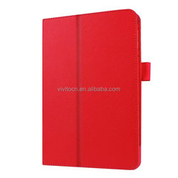 For Ipad Mini 4 PU leather flip cover case 2 folding book style