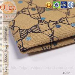 2016 geometric pattern indian upholstery sofa fabric