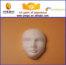 Artificial polyfoam craft party decoration mask