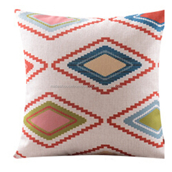 Customed blank cushion cover