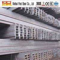 Q235 SS400 SS400 S275JR Q345 steel i beam steel bar