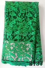 fashion women Classical beautiful nice african french lace fabric wedding dress