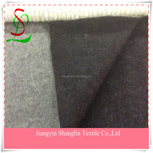 Double faced wool fabric for coats,suits