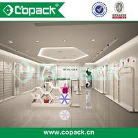 retail store interior and exterior design