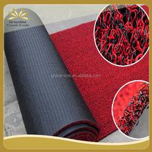 PVC coil mat in roll using for door or floor