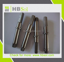 gear box shaft/ washing machine spare parts