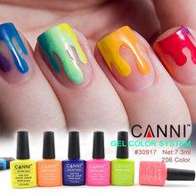 30917h,CANNI factory 7.3ml mini uv/led printer nail paint for nail art