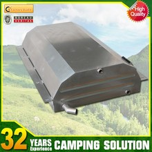 Outdoor activity water tank trailer for tractor large capacity trailer water tank