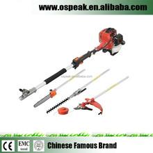 Multitools gasoline brush cutter 52CC grass trimmer