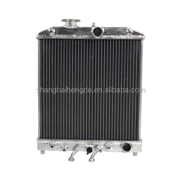 De refroidissement en aluminium radiateur core pour honda for Film isolant pour radiateur
