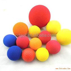 Sponge Golf Ball Indoor Golf Ball Practice Golf Ball
