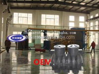 plastic molding machine manufacture for pipe well