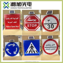 LED Stop Warning Roads Signs OEM oders welcomed