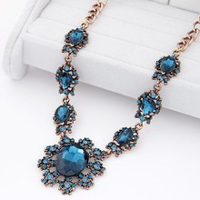 ODM/OEM Jewelry Factory fashionable new design necklace, baroque style necklace, necklace design images