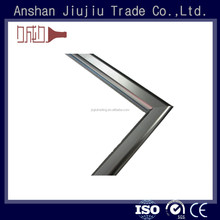 widely used aluminum extrusion profile for picture frame with all kinds of surface treatment