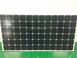 Mono 240w 250w 260w 270w black solar panel, black solar panel 250w with black frame