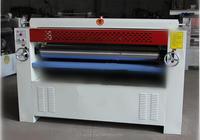 single /double surface glue applicator