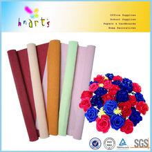 new design crepe paper factory price