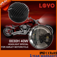 """Factory bulk price Special Bike led headlight 5.6"""" and 5.75'' High/Low Beam Headlight motorcycle for Harley Davidson"""