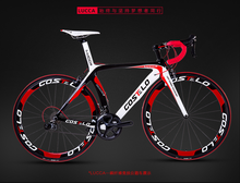 costelo Lucca carbon road bike complete road bikes cheap price T1000 bicicleta carbono full carbon road bicycle, free shipping