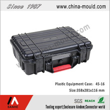 plastic equipment protective case