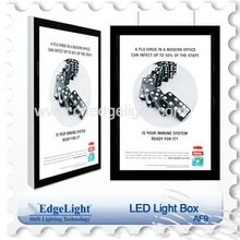 AF9A magnetic light box Double sides Aluminous frame