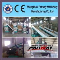 2 ton per hour european standard complete wood pellet machine