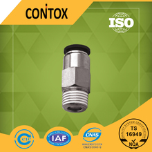 A320 plastic connecting tube fittings mini pneumatic check valve