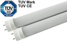 TUV 140lm/w used in project epsitar multi color rohs indoor t8 led tube lighting