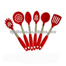 FDA&LFGBGood Silicone Kitchen Utensil, wholesale kitchenware