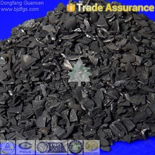Adsorbent Coal Based Granular Activated Carbon Gas Mesh