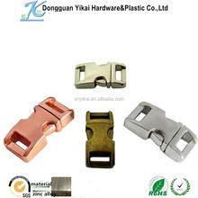 Dongguan Yikai Hot selling Camping bag buckle,buckle for paracord,buckle for pet collar