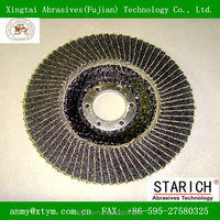flap disc for RUBBER