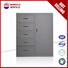 New Design Multi Drawers Steel Filing cabinet / metal Cube cabinet locler for office use